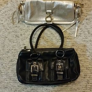 Bundle of (2) Handbags
